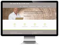 Webdesign Koblenz - Dr. med. Laue