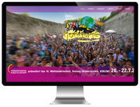 Webdesign Koblenz - Horizonte-Festival