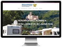 Webdesign Koblenz - Wohnmobilhafen