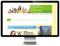 Webdesign Koblenz - WFG - Duales Studium